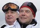 Мужские горные лыжи, Кубок мира в Роза Хуторе близ Сочи, 11 февраля 2012 года.