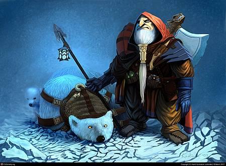Дед Банзай в Северных Землях