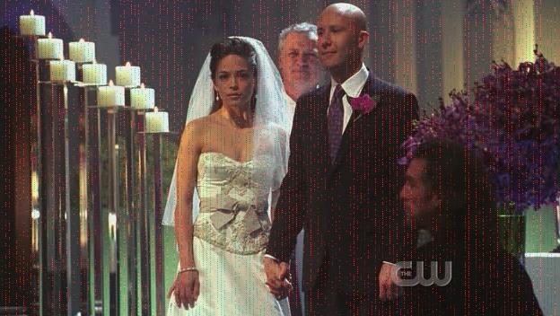 Lang wedding