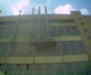 Фотки с последнего посещения завода, на котором я не работал ))