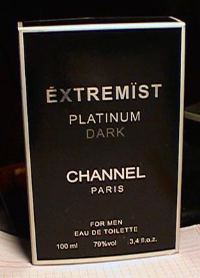 EXTREMIST PLATINUM DARK