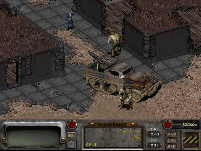 скачать моды на Fallout 2 - фото 10