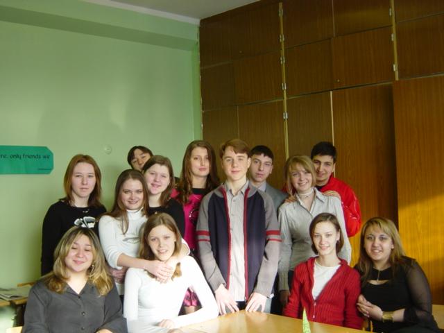 выпускники лицея 1560