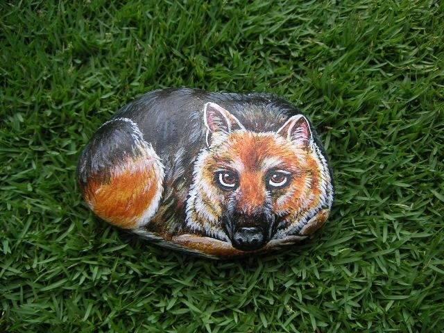 Art On The Rocks #14