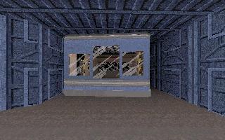 а так в текстурах Duke Nukem 3D выглядит наш русский вагон 81-717