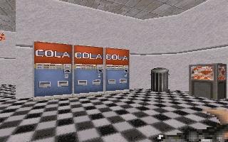 ага, и везде автоматы для продажи пойла))
