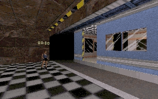 типичный подземный пейзаж