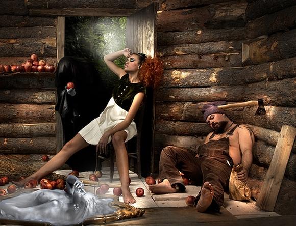 проституток пытали