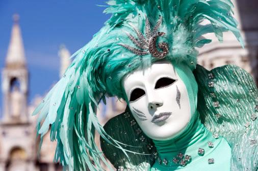 Тур на Венецианский карнавал в Италию - 190 евро!