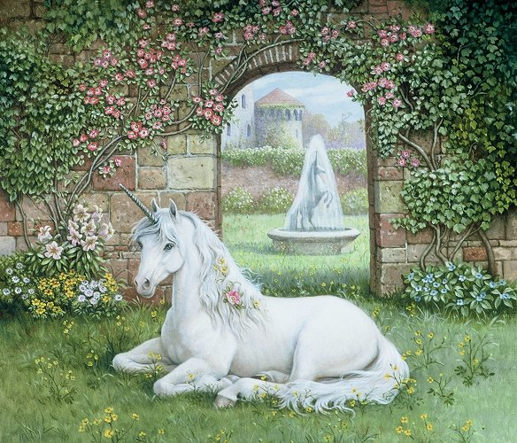 Фонтан единорога 88923_unicorns5