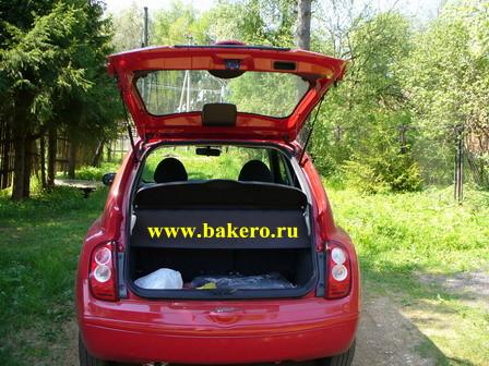 Nissan Micra багажник