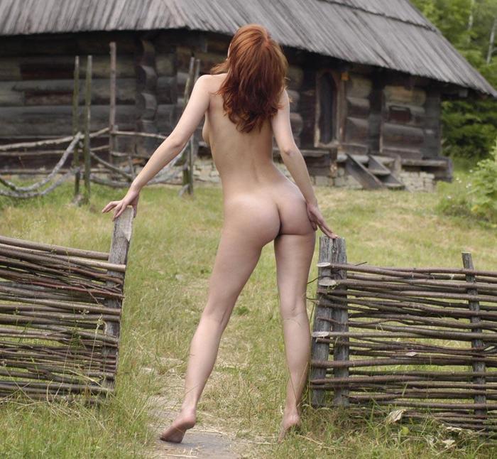 смотреть бесплатно фото деревенских голых девушек
