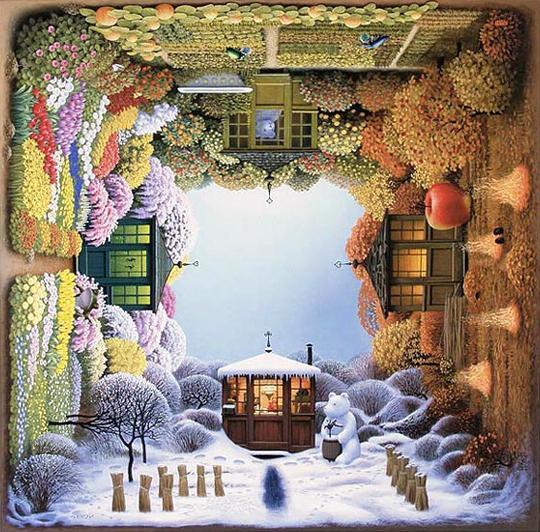 Схема для вышивания Heaven & Earth Designs, США.  Интернет-магазин Студия Стежок Рукоделие.