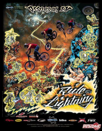 Год выпуска: 2003 Вид спорта: freeride downhillУчастники: jSteve Peat...