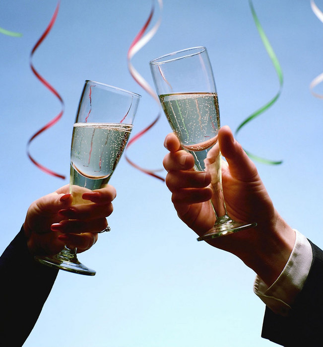 Поздравление чтоб у тебя стоял вином наполненный бокал