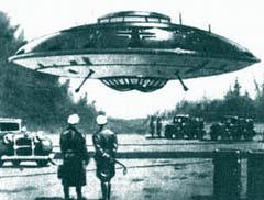 Третий рейх — операция НЛО
