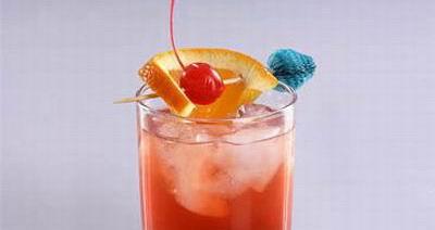 Ингредиенты для рецепта.  Алкогольные коктейли.
