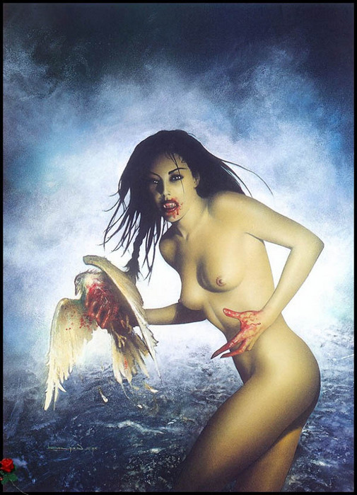 вампирская эротика фото