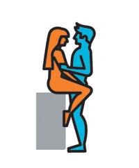 Секс на кухонном столе какие позы фото 262-345