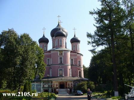 Собор Донского монастыря