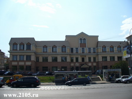 Московский Индустриальный банк -центральный офис