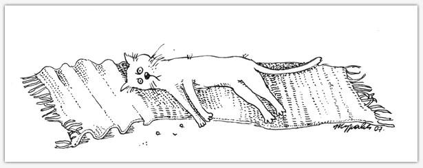 01 - грустно раскидываться на коврике (615x245, 28Kb)