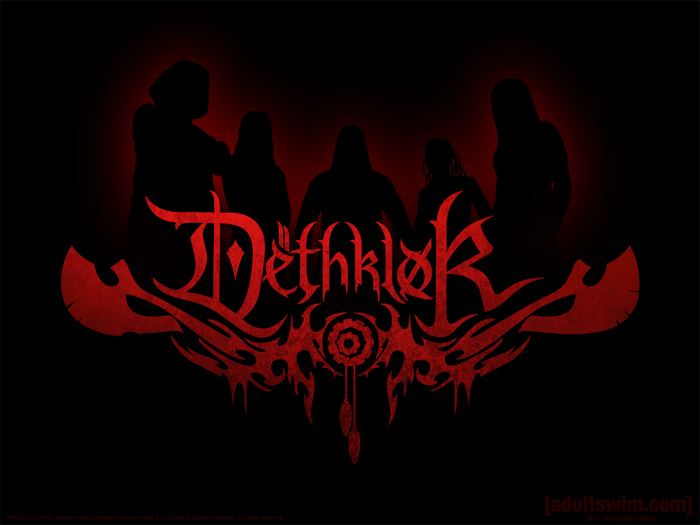 Дискография Dethklok (2006 - 2009) Mp3