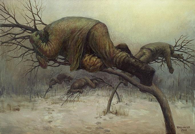 ArtRu.info - Illustrations - Шаройкин Геннадий Владимирович(1959-.