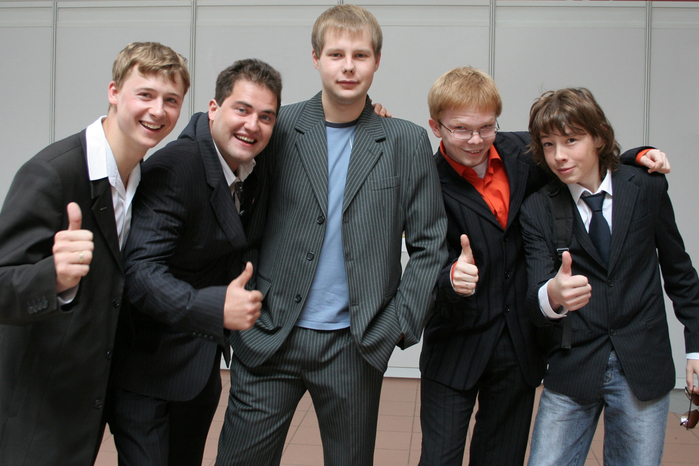 Команда имени Олега Врублевского