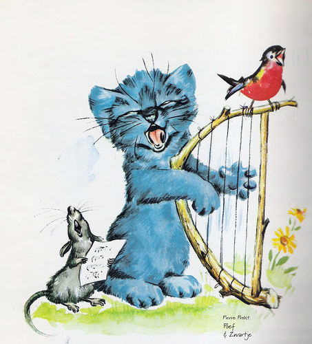 рисунки животных: