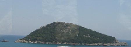 черепаший остров