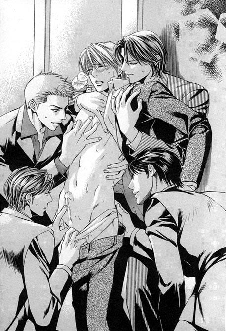 Еще от Пинера Uploaded by user. #manga #yaoi.