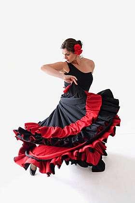 Estampa Flamenca