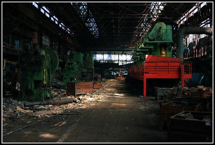 Территории завода