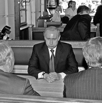 Неудачные фотки Путина (400x404, 41Kb)