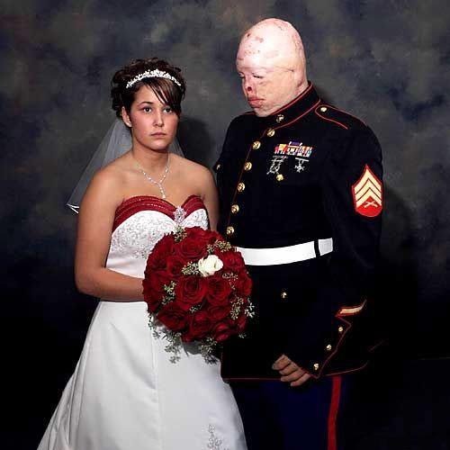 Солдат после войны в ираке невеста не