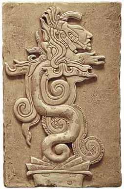 Майянское видение великого змея
