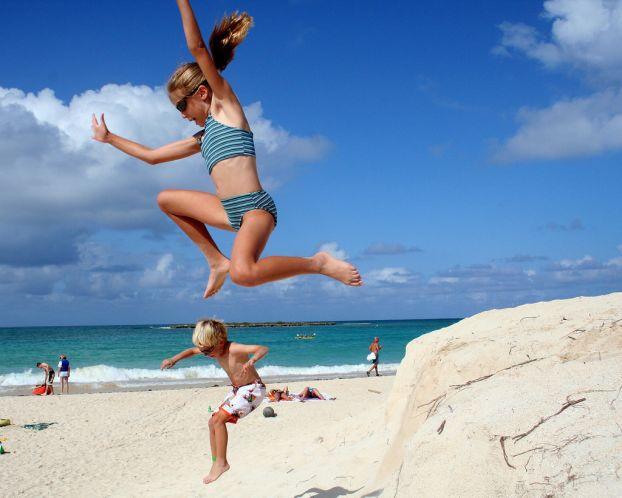 фото, дети, лето, каникулы, море, отдых