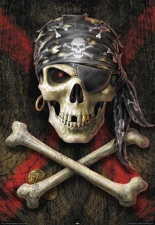 аватарки скелет: