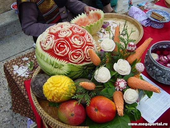 Boomnews.lv - Что можно сделать из овощей и фруктов.