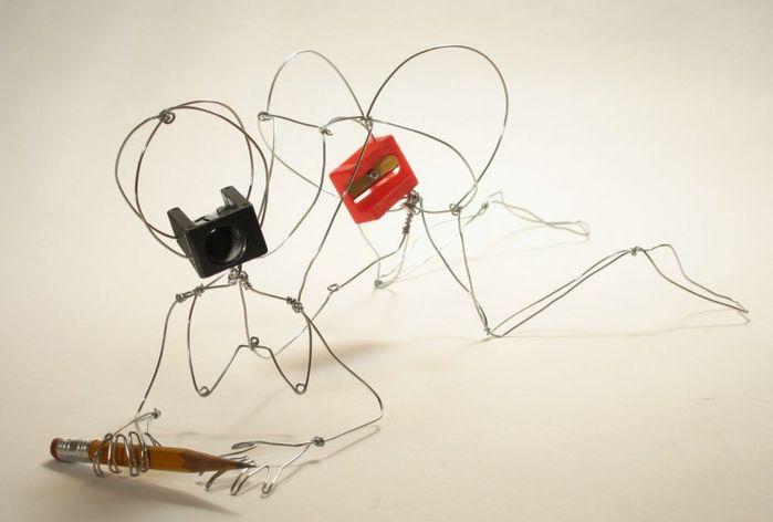 Креативные поделки своими руками из подручных средств в домашних условиях