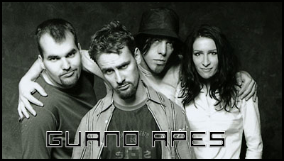 Guano Apes - Discography - (1997-2011) - FLAC (tracks+.cue), lossless