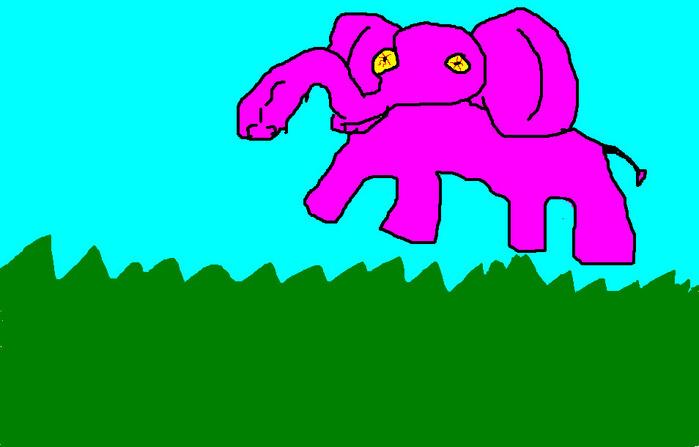 Слоник!! (699x447, 70Kb)