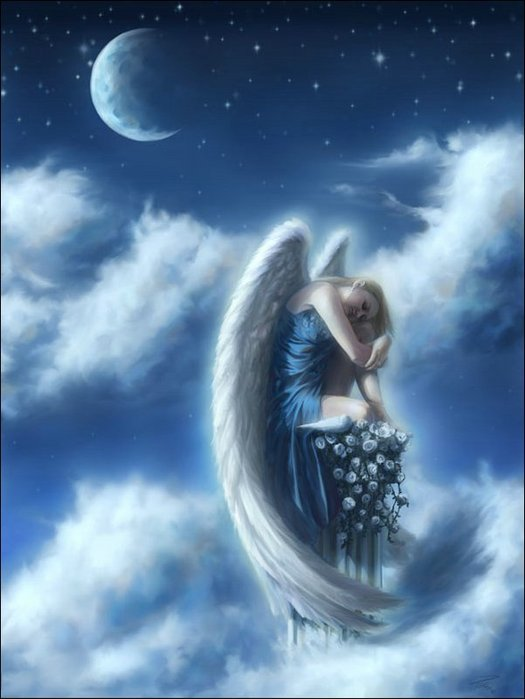 Постельный ангел порно 5 фотография