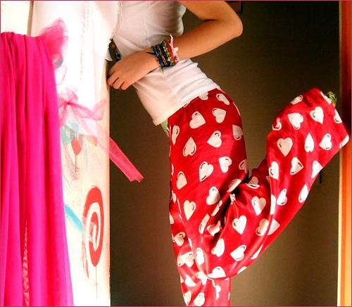 Пижама своими руками выкройка
