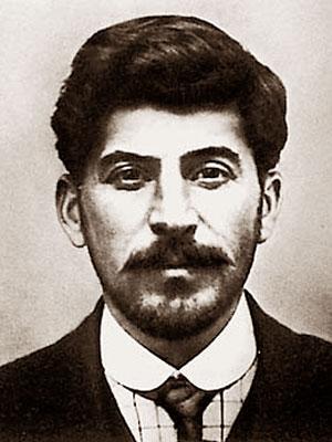 Джугашвили, сын иудея