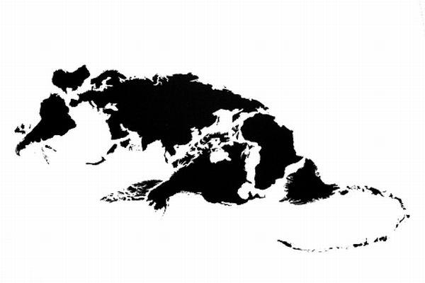 Планета животных («ковровые узоры» Земли)