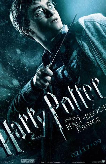 """Кадры и постеры к фильму """"Гарри Поттер и принц-полукровка"""""""