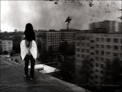 картинки черно белые на аву: