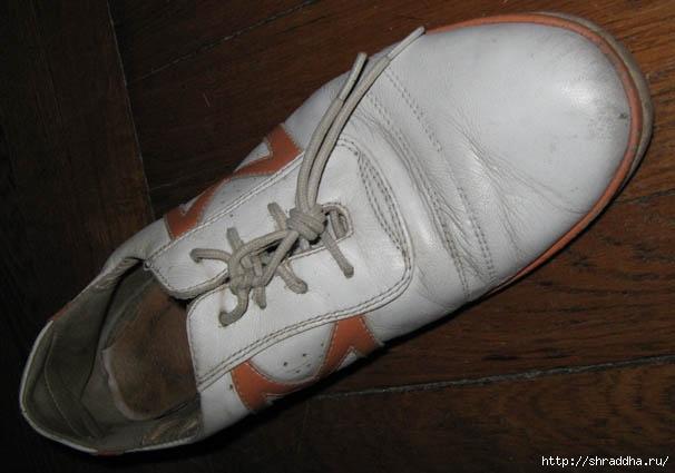 обувь роспиь акрилом